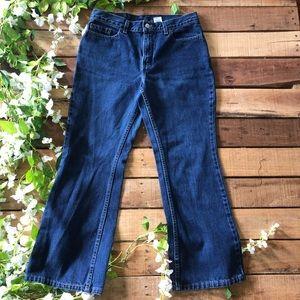 VTG 515 Made in the USA Low Rise Boot Cut Levi's
